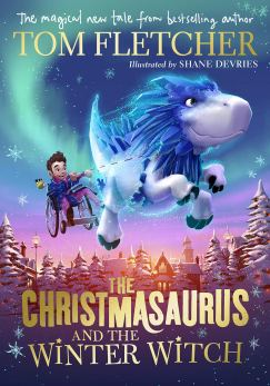 the christmasaurus winte
